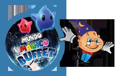 Mundo Mágico Buffet - logo